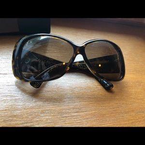 Fendi Dark Havana Sunglasses